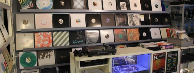 InDeep'n'Dance Record Store, Amsterdam