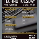 """ WHAT IS ON YOUR MIND "" – TECHNO TUESDAY – 6 YEAR ANNIVERSARY"