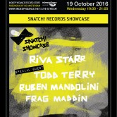 ADE 2016 InDeep'n'Dance presents: Snatch! Records Showcase