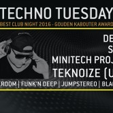 WIOYM – Techno Tuesday – 25 October 2016