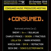 ADE 2016 InDeep'n'Dance presents: Consumed Music  Producers Meeting
