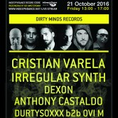 ADE 2016 InDeep'n'Dance presents: Dirty Minds Records