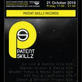 ADE 2016 InDeep'n'Dance presents: Patent Skillz Records