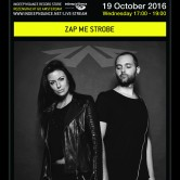 ADE 2016 InDeep'n'Dance presents: Zap Me Strobe