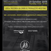 ADE 2016 InDeep'n'Dance presents: Loose Records & Unrilis Producers Meeting