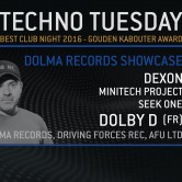WIOYM – Techno Tuesday – 13 December 2016