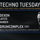 WIOYM – Techno Tuesday – 20 December 2016