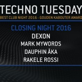 WIOYM – Techno Tuesday – 27 December 2016