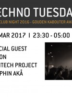 Techno Tuesday | Special guest tba