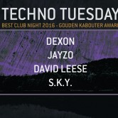 Techno Tuesday Amsterdam