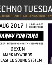 Techno Tuesday | Danny Fontana (IT)