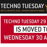 Techno Tuesday | Moved to Wednesday 30 August!!!