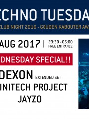 Techno Tuesday | Wednesday Special!!