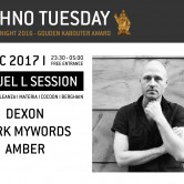Techno Tuesday | Samuel L Session (SWE)