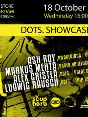 ADE 2017 InDeep'n'Dance presents Dots. Showcase