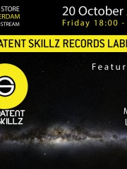 ADE 2017 InDeep'n'Dance presents Patent Skillz Records Label Showcase