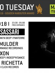 Techno Tuesday I Matt Sassari (FR)