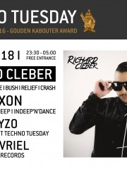 Techno Tuesday I Richard Cleber (IT)