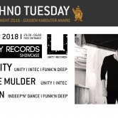 Techno Tuesday | D-Unity (Can)
