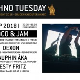 Techno Tuesday – Loco & Jam (NIR)