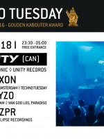 Techno Tuesday – D-Unity (Can)
