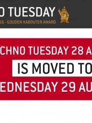 Techno Tuesday | Moved to Wednesday 29 August!!!
