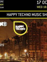 ADE 2018 InDeep'n'Dance: Happy Techno Music Showcase
