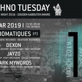 Techno Tuesday 10 Year Anniversary – Audiomatiques (IT)
