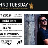 Techno Tuesday – Bilboni (SLO)