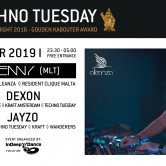 Techno Tuesday – Lenny (MLT)