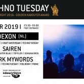 Techno Tuesday – Dexon