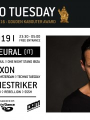 Techno Tuesday – Fabio Neural (IT)