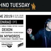 Techno Tuesday – Konrad (IT)
