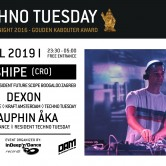 Techno Tuesday – Shipe (CRO)