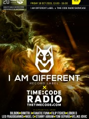 ADE 2019:  I am Different x Time:Code Radio