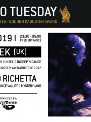 Techno Tuesday – Phutek (UK)