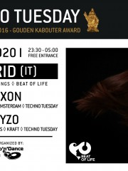 Techno Tuesday – Ingrid (IT)