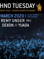 Techno Tuesday 11 Years – Remy Unger (NL)